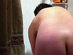 hidden cam naked wife in the shower