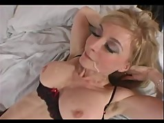 MOM LOVES YOUNG COCK!