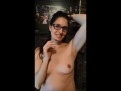 Sexy Wife Anniversary Striptease.