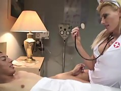 Naughty Nurse also cougar
