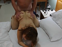 Asian MILF Lets Me Use Her And Cum Over Her Breasts