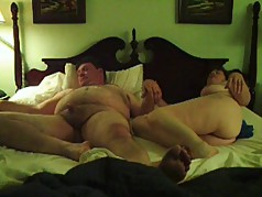 Mature wife rides hubby, part 5: cowgirl sex again