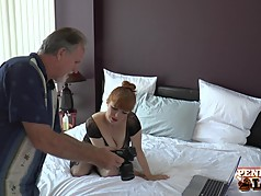 BTS 3Some Anna Bell Peaks, Penny Pax & Alex Legend Part 1