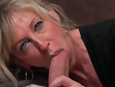 gorgeous MILF takes junior cock (Who is she)?
