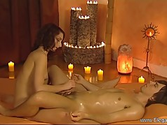 Erotic Rubdown FromExotic Asia