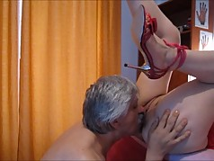 Kriss in red (part 1 from 3)