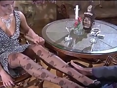 Russian milf feet