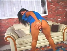 mature latina getting fucked and cummed on
