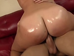 WANKZ- Briella Bounces Hot Bubble Butt Fucked
