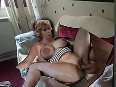 Milf Gets stuffed