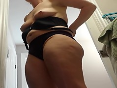 Friend milf changing 3