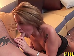 Fhuta - She loves a big load in her butt hole