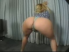 blond ebig ass double MMF