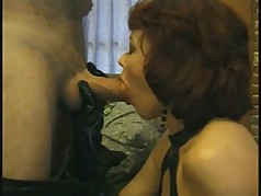 Hot Mature Redhead Rubee Tuesday Wearing PVC