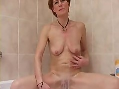 Nice Nips and Lovely Labia Mature Shaves
